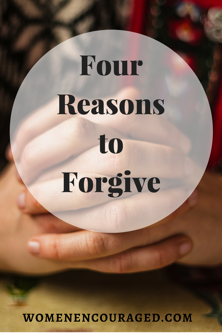 Reasons to Forgive
