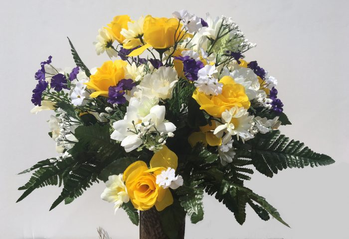 Spring Flowers for Jerry