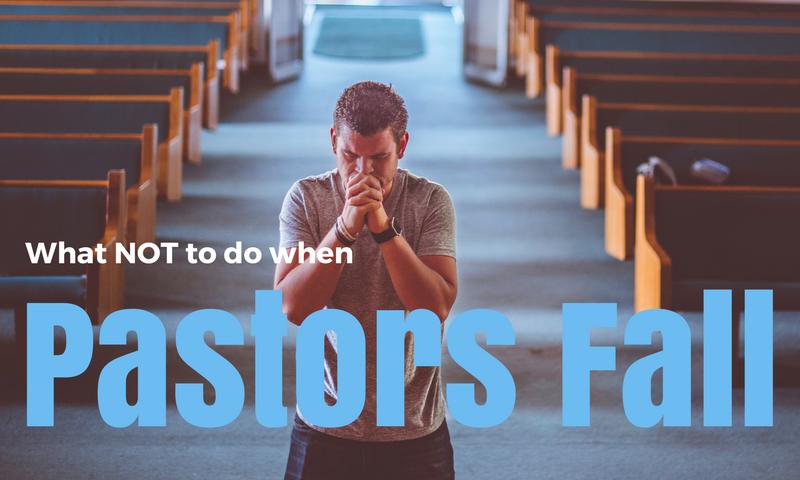 Pastors Fall