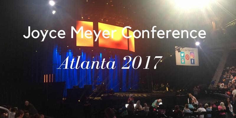Joyce Meyer Conference