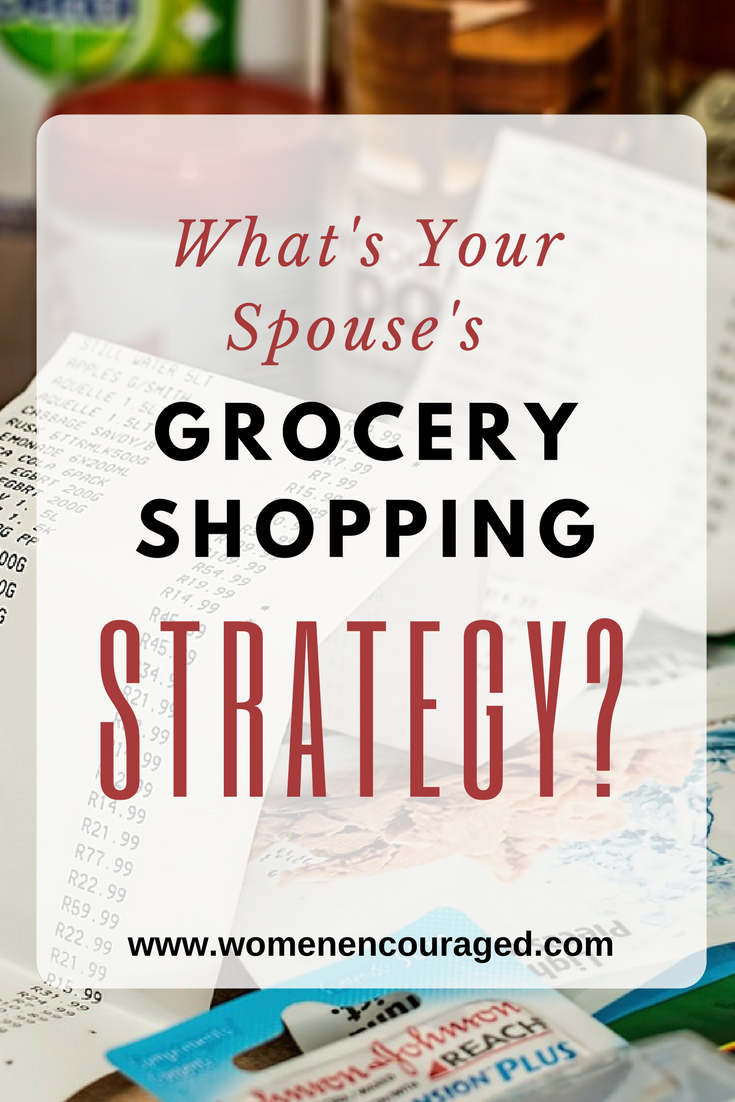 Grocery Shopping Strategy